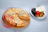 Осетинский пирог с запеченными овощами