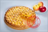Сладкий пирог с яблоками