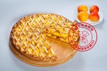 Сладкий пирог с абрикосами