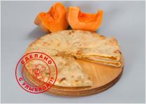 осетинский пирог с тыквой